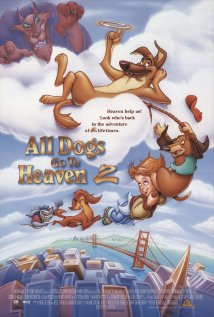 All Dogs Go to Heaven II Poster