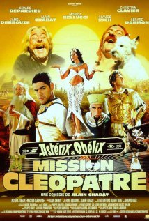 Asterix and Obelix Meet Cleopatra Poster