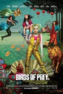 Birds of Prey: And the Fantabulous Emancipation of One Harley Qu Poster