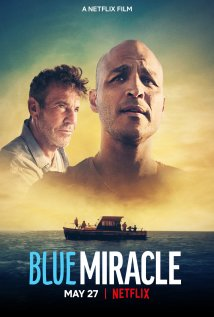 Blue Miracle Poster