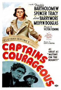 Captains Courageous Poster