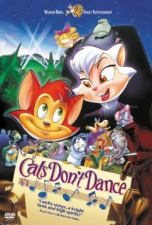 Cats Don't Dance Poster