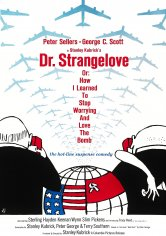 Dr. Strangelove or: How I Learned to Stop Worrying and Love the