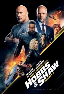 Fast and Furious Presents: Hobbs and Shaw Poster