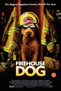 Firehouse Dog Poster