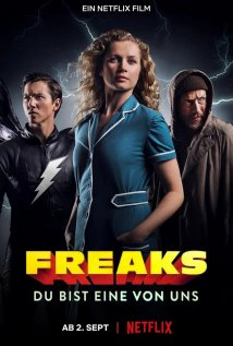 Freaks: You're One of Us Poster