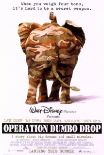 Operation Dumbo Drop Poster