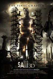 Saw 3D: The Final Chapter Poster