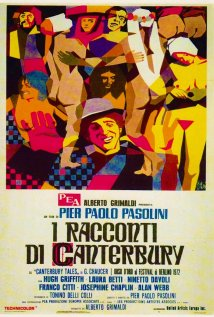 The Canterbury Tales Poster