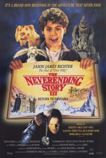 The NeverEnding Story III Poster
