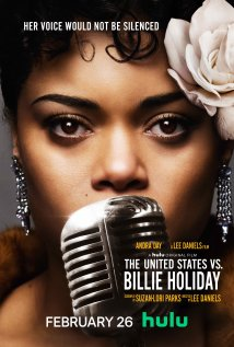 The USA vs. Billie Holiday Poster