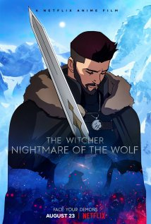 The Witcher: Nightmare of the Wolf Poster