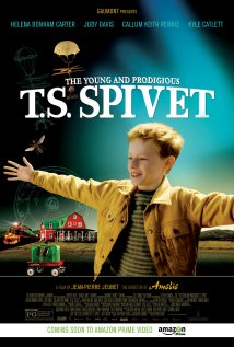 The Young and Prodigious T.S. Spivet Poster