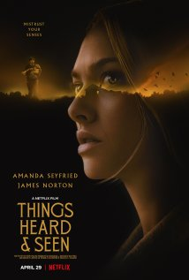 Things Heard and Seen Poster