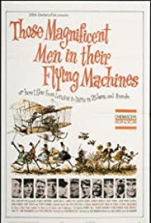 Those Magnificent Men in Their Flying Machines or How I Flew fro Poster